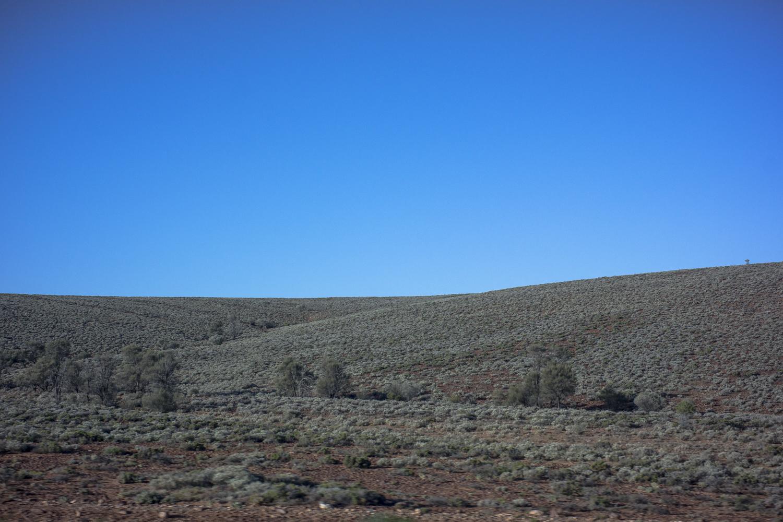 landscape, Woomera