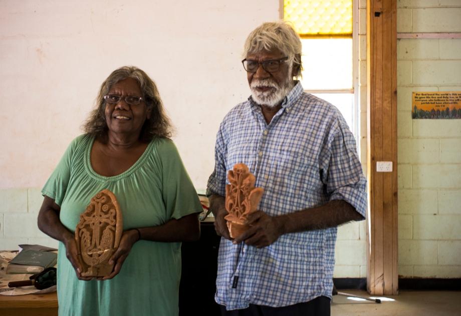 Baptist Pastors, Lajamanu